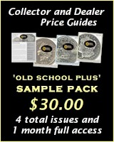 Sample Pack of NumisMedia Price Guides