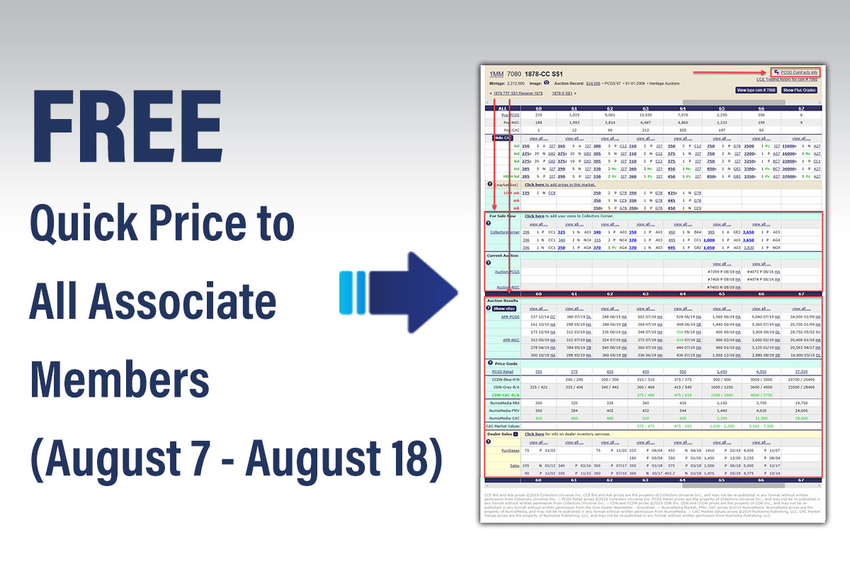 Special ANA Surprise: CCE Unlocks Quick Price for Associate Members