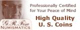 G. R. Tiso Numismatics Inc