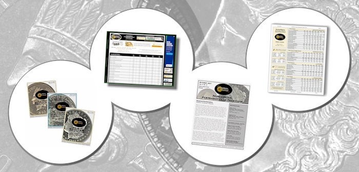 NumisMedia Online Dealer Access