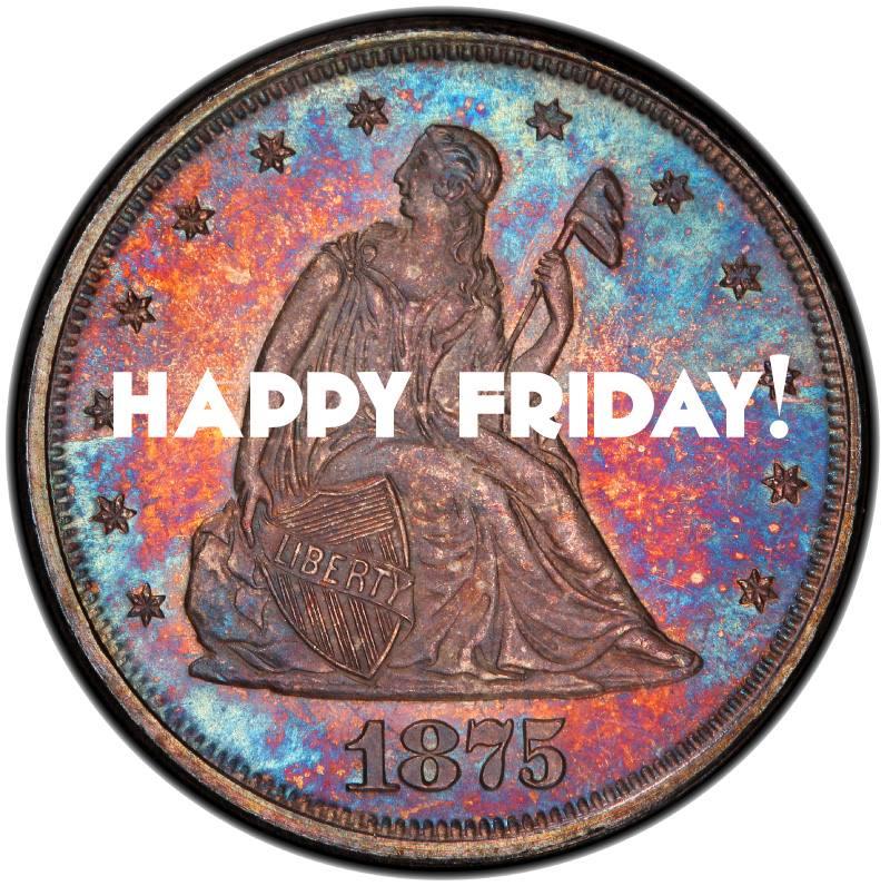 NumisMedia Free Fridays