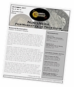 Back Issues of the Monthly Fair Market Value Price Guide
