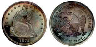 Series Spotlight Liberty Seated Dollars 1840 1873